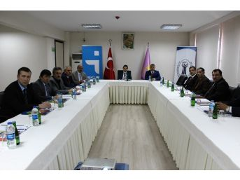 İl İstihdam Ve Mesleki Eğitim Kurulu Toplantısı Esob'da Yapıldı