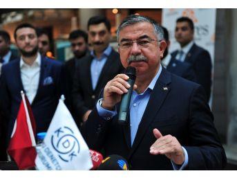 'ombudsmanlık Tarihi Sergisi' Ankara'da Açıldı