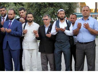 Alanya'da 'cezaevinden Allah'ın Evine' Projesiyle 2 Eski Hükümlü Umreye Gönderildi