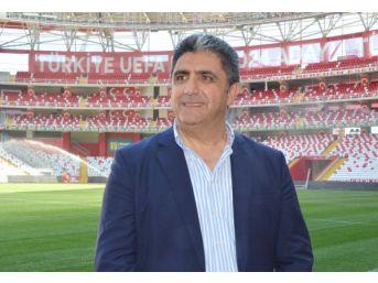 Antalyaspor Asbaşkanı Terzioğlu: