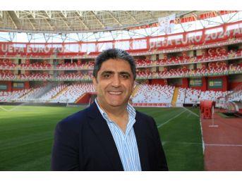 Antalyaspor'dan Trabzonspor Maçı Hakemine Yüksek Puan Tepkisi