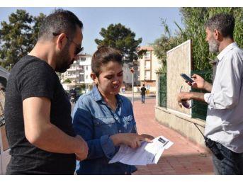 Kapkaça Uğrayan Kızı, Sınava Polis Yetiştirdi