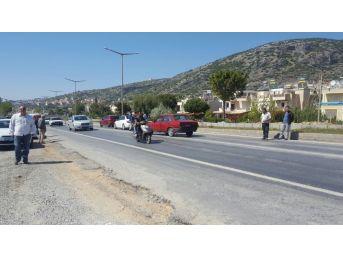 Kuşadası'nda Zincirleme Trafik Kazası