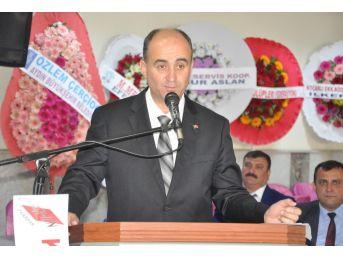 Şehiriçi Kooperatifi Başkanı Okan Yalçın Güven Tazeledi