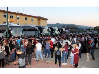 Mengen'den 410 Liseli Aşçı Adayı Staja Uğurlandı