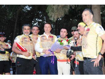 102. Yılda 102 Bisikletli Biga'da