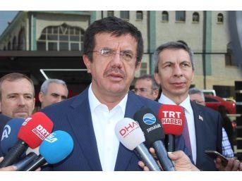 Bakan Zeybekci'den Kabine Değişikliği Ve Enflasyon Açıklaması
