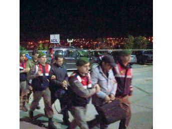 Yunanistan'a Kaçmak Isteyen Fetö'cülerin Kimlikleri Belirlen...