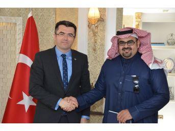 Arap Yatırımcı Zigana İçin Geldi