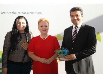 Düşük Karbon Kahramanı Ödülünün Sahibi Kartal Belediyesi Oldu