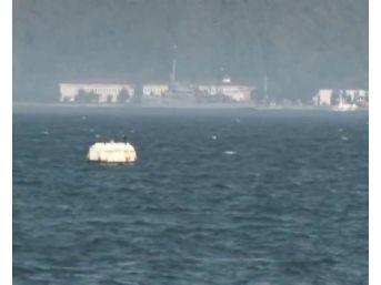 Kurtarma Operasyonuna Katılan Bazı Askeri Gemiler Beykoz'a Döndü