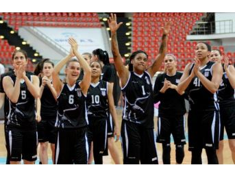 Bellona Agü Spor-Beşiktaş: 57 - 64