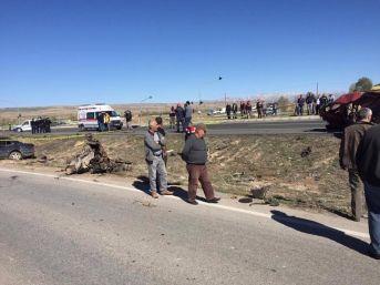 Sarıoğlan'da Trafik Kazası: 1 Ölü, 1 Yaralı