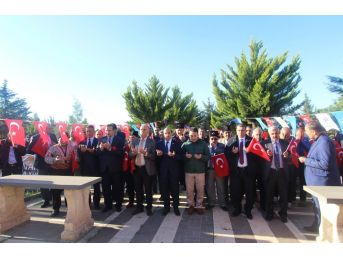 Kilis'de 57'inci Alaya Vefa Yürüyüşü