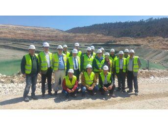 Altın Madeni İşçileri, Emet Bor İşletmesinde