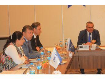 Dika Yönetim Kurulu Mardin'de Toplandı