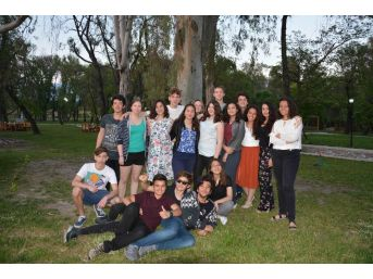 Avrupalı Öğrenciler Türk Kültürünü Tanıdı