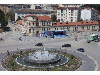 Bodrum Tanıtım Tır'ı Sivas'ta
