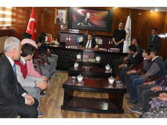 Bulanık'ta Teog Sınavında Beş Türkiye Birincisi