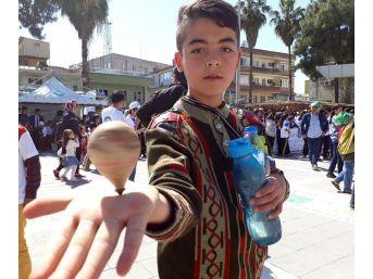 Osmaniye'de 'çocuk Oyunları Şenliği'