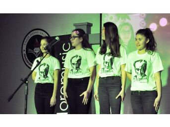 Samsun İnönü Ortaokulu'Nda Yetenekli Öğrenciler Yarıştı