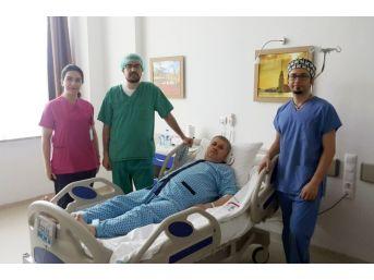 Çerkezköy Devlet Hastanesinde Bir İlk Gerçekleşti