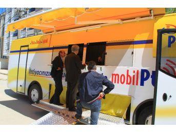 Çerkezköy'e Mobil Destek