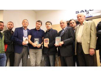 4. Trabzon Kitap Fuarı'na İlgi Yoğun