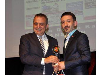 Dha Muhabirleri Ödüllerini Aldı