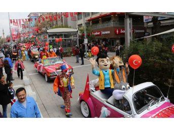 Uşak Belediyesi Çocuk Festivali Başladı