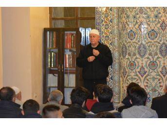 Uşak'ta 57. Alay Çanakkale Vefa Yürüyüşü Yapıldı