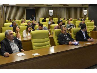 Utso'da Uşaklı 80 Firma 28 Otel İle Buluştu
