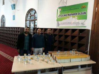 Van'da Süt Dağıtımı