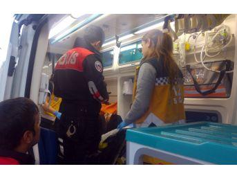 Baygın Bulunan İki Genç Hastaneye Kaldırıldı