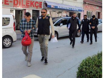 Eskişehir'de 2 Fetö Şüphelisi Adliyeye Sevk Edildi