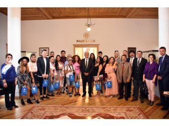Büyükşehir, Muğla'yı Sosyal Medya Fenomenleri İle Dünya'ya Tanıtıyor