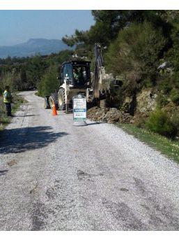 Milas, Yoğunoluk'taki 12 Hanenin Su Sorununu Bitirdi