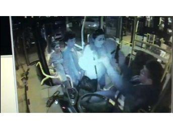 Halk Otobüsü Şoförüne Bıçaklı Saldırıda Çocuğa Taciz Iddiası