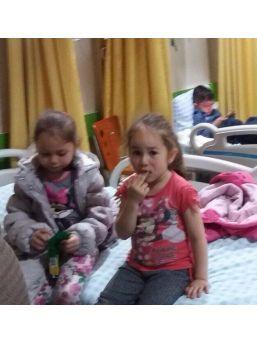Kreşte Kalan 22 Çocuk Kusma Ve Mide Bulantısıyla Hastaneye Başvurdu