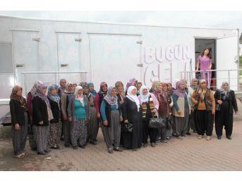 Karaisalı'da 500 Kadına Ücretsiz Kanser Taraması
