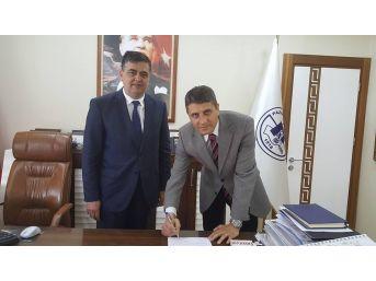 Pazaryeri Belediyesi'nde Su Faturalarının Otomatik Ödemeye Geçmesi İçin Protokol İmzalandı