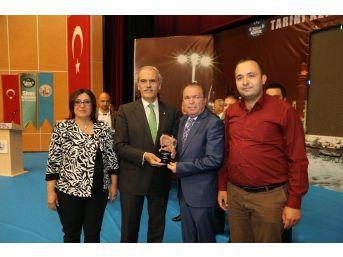 Tkb Müzeler Ödülleri Başkan Altepe'den