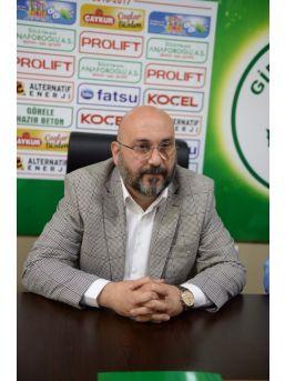 Giresunspor Süper Lig Hedefine Kilitlendi