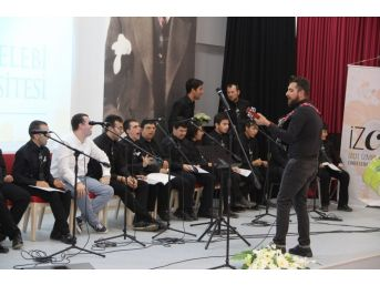 Otizm Korosundan İkçü'lü Kankalarına Konser