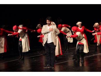 Amra Kafkas Halk Dansları Topluluğu Sezon Finalini Gerçekleştirecek