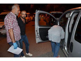 Milas'ta Vatandaşın Şüphelendiği Şahısları Polis Yakaladı
