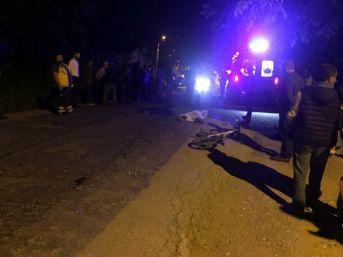 Zonguldak'ta Otomobilin Çarptığı Bisikletli Öldü