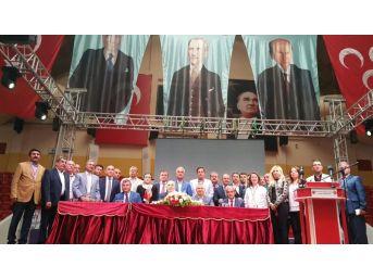 Mhp Adana'da Sertan Duran Dönemi Başlıyor