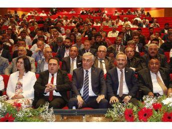 Mhp Antalya 12. Olağan İl Kongresi