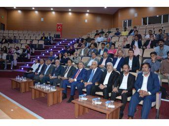 """Bingöl'de """"zaza Tarihi Ve Edebiyatı"""" Paneli"""